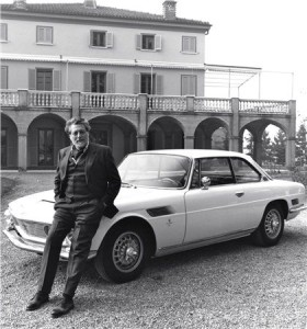 PIERO WITH ISO CAR